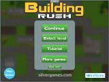 Building Rush: Menu