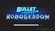 Bullet League Robogeddon: Menu
