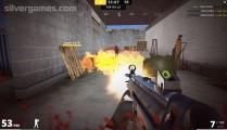 Bullet Party: Gameplay Shootings