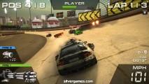 Burnin Rubber 5: Gameplay Racing Cars