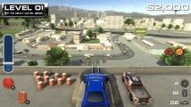 Burnin' Rubber: Cartapult: Gameplay Catapult Car