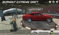 Burnout Extreme Drift: Menu
