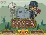Bury My Bones: Menu