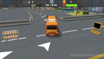 Bus Parking 3D: Bus Parking Gameplay