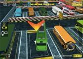 Busman Parking 3d: Screenshot