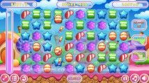 Candy Match Saga: Gameplay Match 3