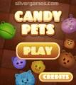 Candy Pets: Menu