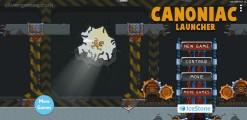 Canoniac Launcher: Menu