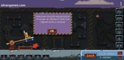 Canoniac Launcher: Gameplay