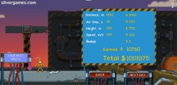 Canoniac Launcher: Final Score