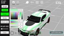 Car Painting Simulator: Cool Car Design Spray