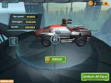 Car Shooting Rival Rage: Car Selection