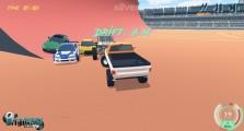 Car Simulator Arena: Truck Derby
