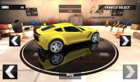 Car Simulator: Crash City: Car Selection