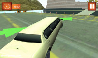 Car Transport Ship Simulator: Limousine Parking