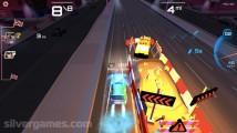 Carjack.io: Gameplay Speeding Car