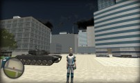 Cars Thief 2: Tanks: Gameplay Tank Shooter
