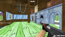 Cartoon Clash: Shooting Gameplay