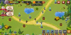 Castle Defense: Defense Attack Gameplay
