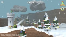 Christmas Castle Defense: Gameplay Shooting