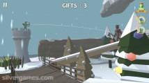 Christmas Castle Defense: Christmas Shooting