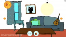 Christmas Cat: Gameplay Point And Click