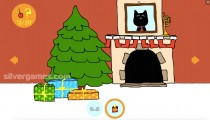Christmas Cat: Gameplay Christmas Point And Click