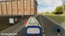 City Bus Simulator: Screenshot