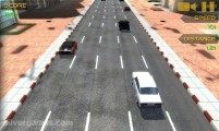 City Car Driving: Gameplay Avoiding Traffic