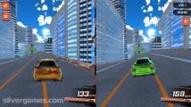 City Car Stunt 4: Gameplay 2 Players