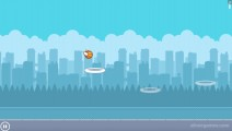 Flappy Dunk: Gameplay Flying Basketball
