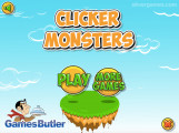 Clicker Monsters: Menu