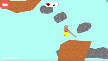 Climb Over It: Gameplay Hiking
