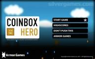 Coinbox Hero: Menu