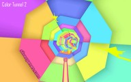 Color Tunnel 2: Gameplay