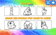 Coloring Book: Animals: Picture Selection