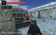 Commando: Gameplay Shooting Terrorists