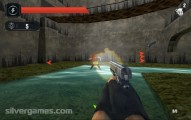 Commando: Gameplay Aiming Shooting