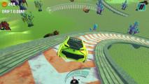 Concept Car Stunt: Gameplay Stunts