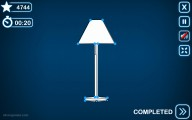 Connect The Dots: Gameplay Lamp Drawing