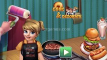 Cook And Decorate: Menu