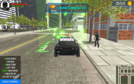 Cop Driver Simulator: Gameplay