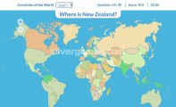 Countries Of The World Quiz: Guessing Countries Gameplay