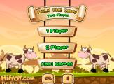 Cow Milking Simulator: Menu