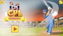 CPL Cricket Tournament: Menu