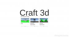 Craft 3D: Menu Crafting