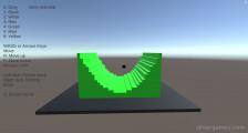 Craft 3D: Gameplay Colofur Blocks