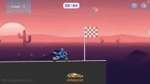 Crazy Desert Moto: Finish Line