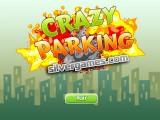 Crazy Parking: Menu