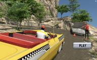 Crazy Taxi Simulator: Menu